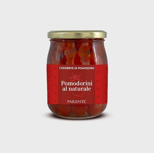 Pomodorini al naturale