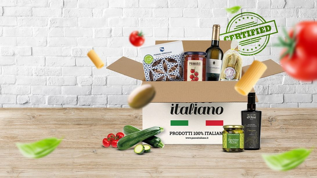 Pacco italiano