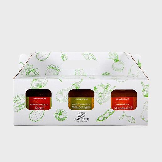 Box mix marmellate confetture