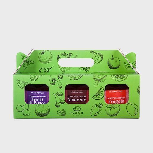 Box piccola mix confetture