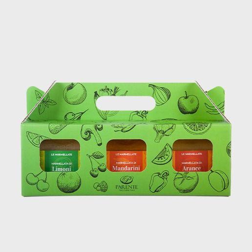 Box piccola mix marmellate agrumi